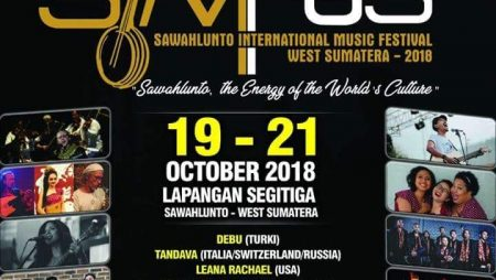 SimFes – Sawahlunto The Energi of the World's Culture