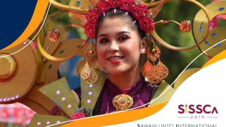 Sawahlunto International Songket Silungkang Carnaval 2019
